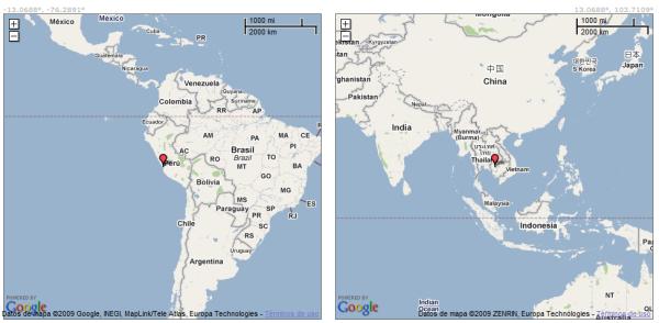 Bolas Del Mundo Globos Terraqueos Mapas Bola Del Mundo | MEJOR