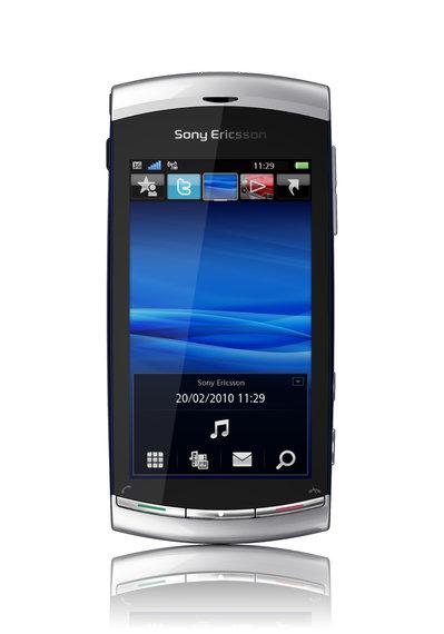 Sony Ericsson Vivaz características y especificaciones