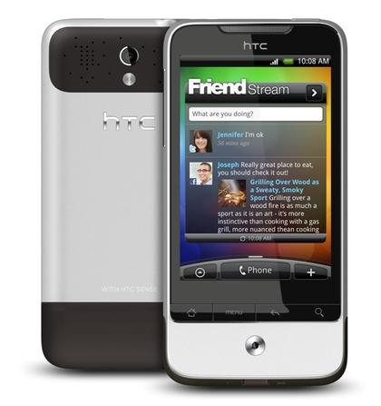 HTC Legend caracteristicas y especificaciones