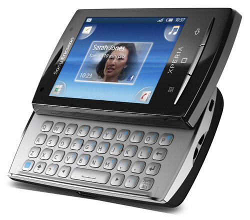 Sony Ericsson X10 Mini Pro características