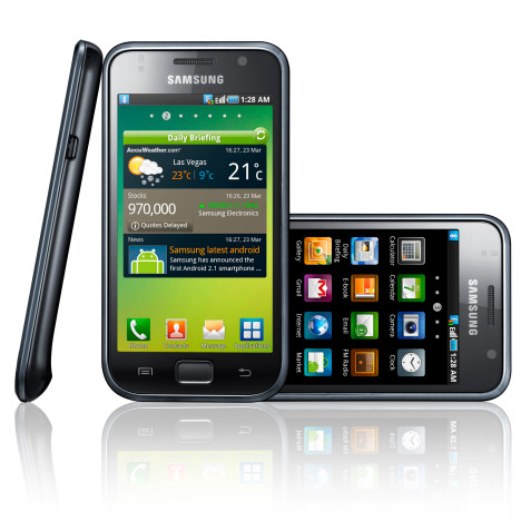 Samsung Galaxy S caracteristicas