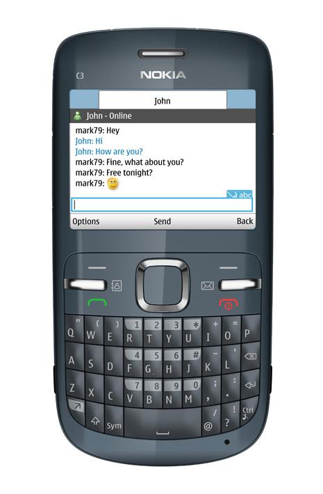 bolt para celular c3
