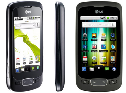 Aumentar volumen a LG Optimus One (P500,P500h)