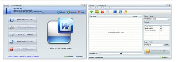 Conversor PDF a formato editable. Permanent Link to Convertir un PDF a Wor