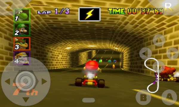 Disponible Para Descargar Emulador De Nintendo 64 Para Android