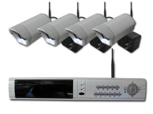 C mara de vigilancia inal mbricas consejos y lo que hay for Camara vigilancia inalambrica