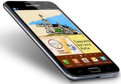 Actualización a Android 4.0 ICS para el Samsung Galaxy Note causa problemas: dispositivo no enciende