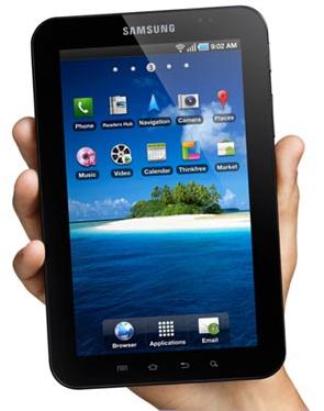 Ya se pueden actualizar las Samsung Galaxy Tab a Android 4.0 Ice Cream Sandwich