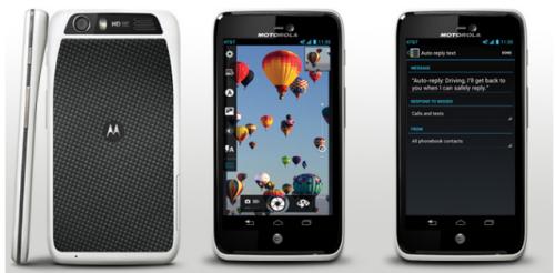 Motorola Atrix HD caracteristicas y especificaciones oficiales