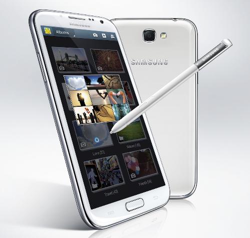c76db119d5524 Samsung Galaxy Note II  características y especificaciones oficiales ...