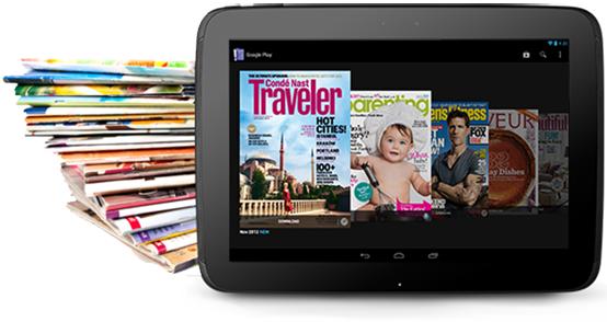 Nexus 10 de Google