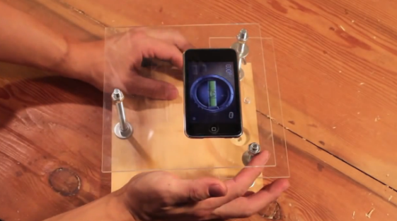 Construír un microscopio con un iPhone