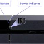 Luz azul parpadea PlayStation 4 PS4