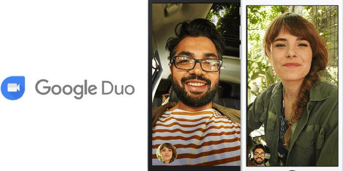Google Duo sin instalar app